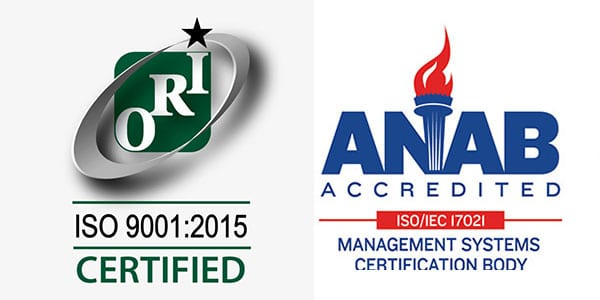 Robotic Parking Systems is ISO 9001:2015 Certified